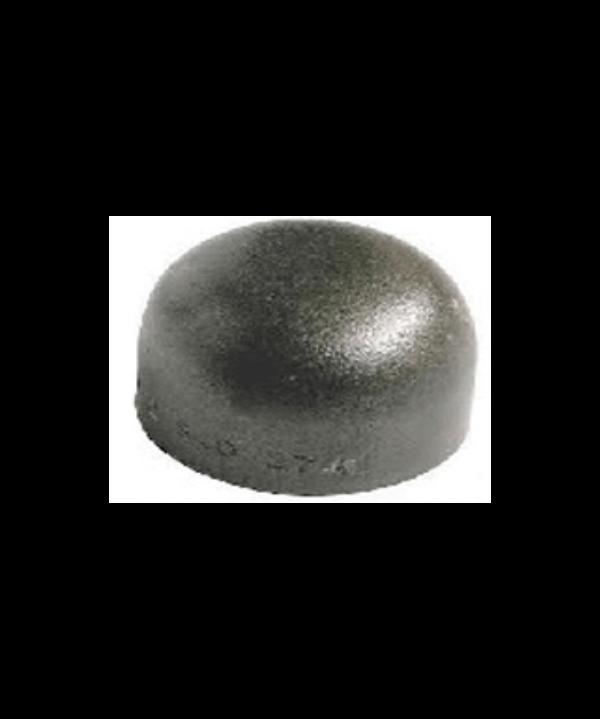 Tapón Acero al Carbono – SCH 40